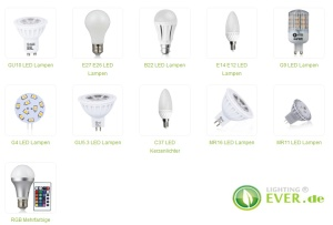 LED Leuchtmittel